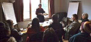 (1) ROSE VASILE - Raw Food workshop
