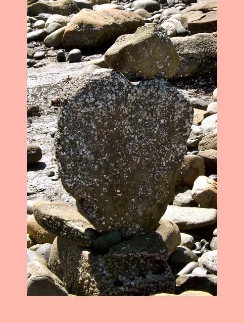 Michele Fire-River Heart
